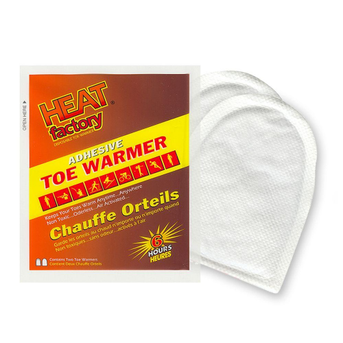 Heat Factory Adhesive Toe Warmers